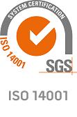 iso14001 mecanizados sa