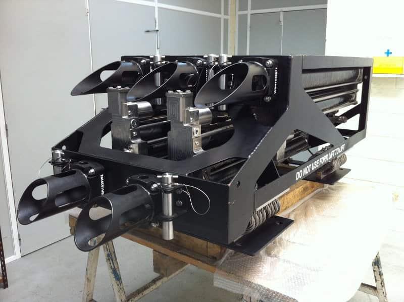 fabricación y diseño de dispositivos navales
