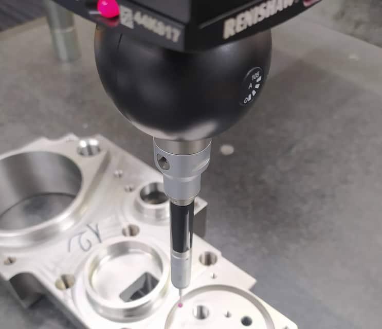 calidad en mecanizado